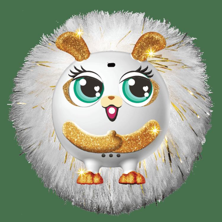 Golden furry